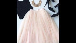 On a toutes espéré pouvoir rayonner un jour dans une robe ou une jupe en tulle façon Carrie Bradshaw. Oui, ces créations nous rappellent les robes de nos ...