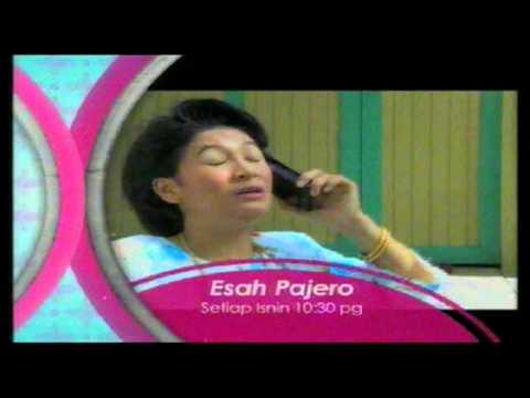 Teaser Esah Pajero (Senda Pagi) @ Tv3! (Setiap Isnin - 10.30 pagi)