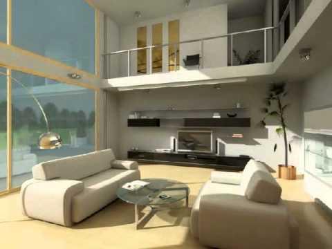 Smart House Living Room Ed By Dupline Bus