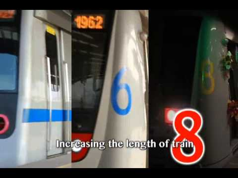 Delhi metro commercial on 10th Anniversary