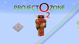 Project Ozone 2 Kappa Mode - WAND OF ANIMATION [E80] (Modded Minecraft Sky Block)