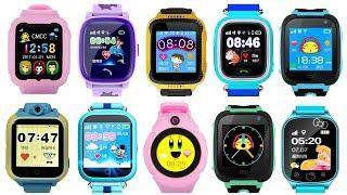 видео Дитячі годинники