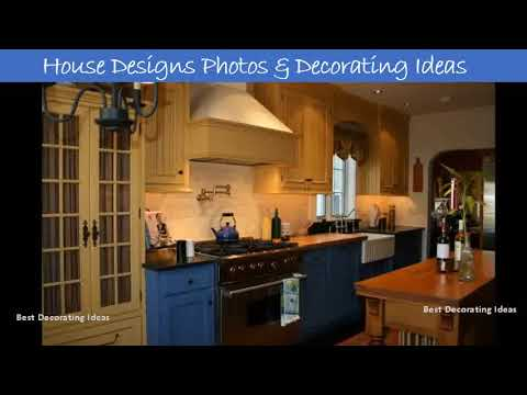 French Bistro Kitchen Design Ideas Modern Style Kitchen Decor Design Ideas Picture