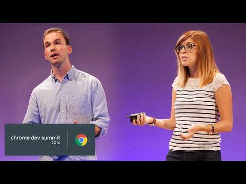 Web Components and Polymer (Chrome Dev Summit 2016)