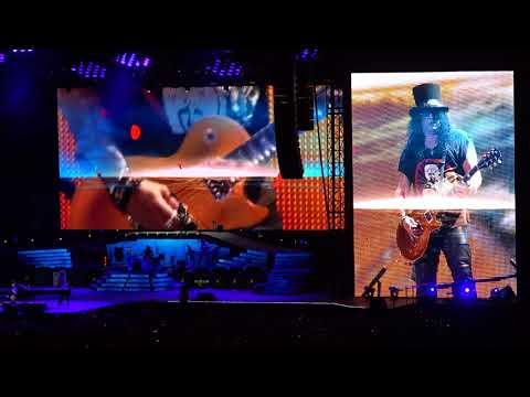 Guns N' Roses - November Rain - Tallinn 16.7.2018