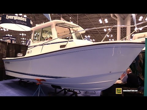 2015 Steiger Craft  21DV Miami Fishing Boat - Walkaround - 2015 New York Boat Show