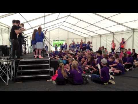 Dorset Music Service Mash Up Festival June 10th  2014