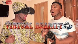 When African Parents Try Virtual Reality For The First Time