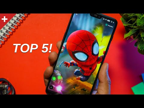 Top 5 Best Wallpaper Apps For Android 2020!!