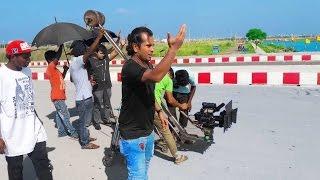 shooting time   bangla movie gunda raaj   HD  2017