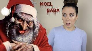 EN KORKUNÇ YILBAŞI ŞEHİR EFSANELERİ | Katil Noel Baba | Kış Cini | Jólakötturinn | Yule Beyleri... 😱
