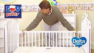 Delta Luv Crib