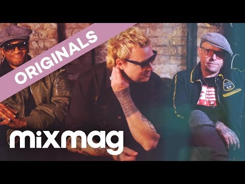 THE PRODIGY Bring Back The Rave Fire On New Album | Mixmag Originals