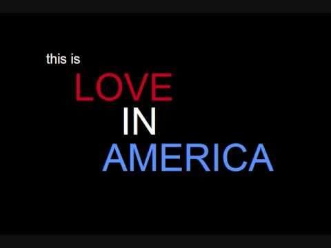Love in America - JTX - LYRICS!