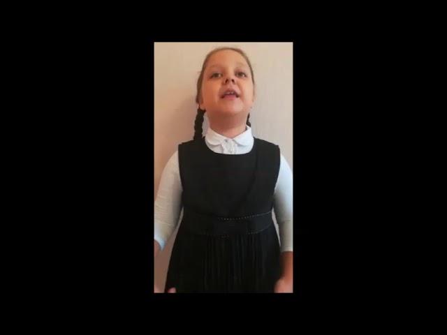 Изображение предпросмотра прочтения – СофьяСокиринская читает произведение «Когда я молюсь» И.С.Тургенева