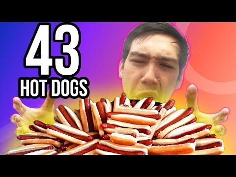 43 HOT DOGS?! WHAT GIVES?! Road to Nathan's 2018 Ep. 4