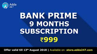 The PRIME Offers are Back | SSC, & Railways PRIME Test Series Subscription