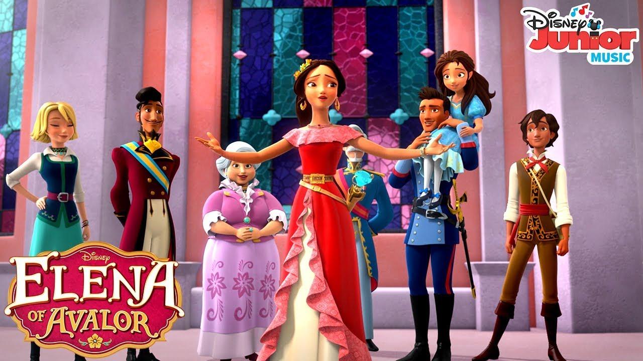 Download Familia Forever | Elena of Avalor | Disney Junior