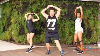 Baixar Anitta, Mc Zaac, Maejor ft. Tropkillaz & DJ Yuri Martins - Vai Malandra - Ritmos Fit - Coreografia