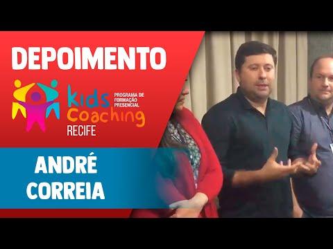 Kids Coaching Presencial Recife - Depoimento André Correia