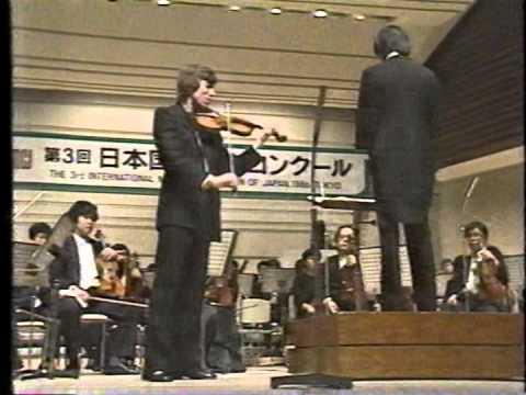 第3回日本国際音楽コンクール ヴァイオリン部門