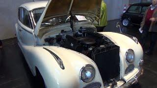 1963, BMW 502 V8 3,2 Super