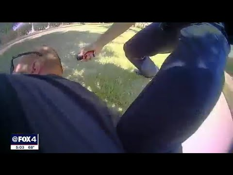 Lawsuit claims Keller police officers used excessive force against a man recording his son's arrest