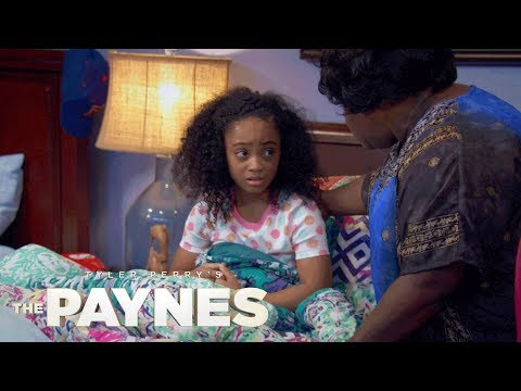 The Unsettling Source of Lynn's Nightmares | Tyler Perry's The Paynes | Oprah Winfrey Network