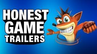 CRASH BANDICOOT (Honest Game Trailers)