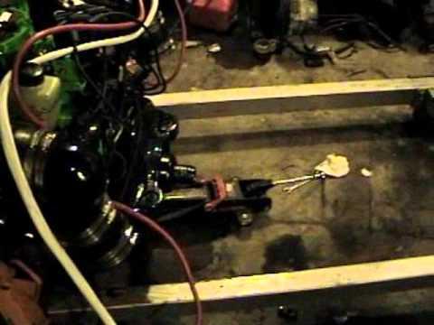Mercruiser 4 3 Ground Start - YouTube