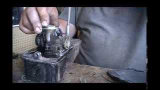 Ремонт газонокосилки AL-KO (чистим карбюратор от B&S)