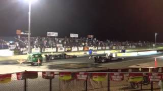Woodburn Dragstrip night of fire