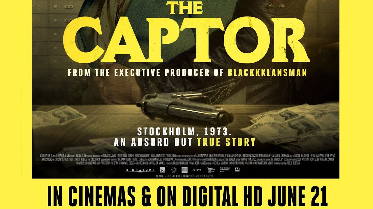 The Captor review – sexy true-crime melodrama | Film | The