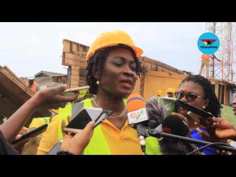 MTN Ghana reconstructs Street Academy School as part of 'Y'ello Care Challenge'