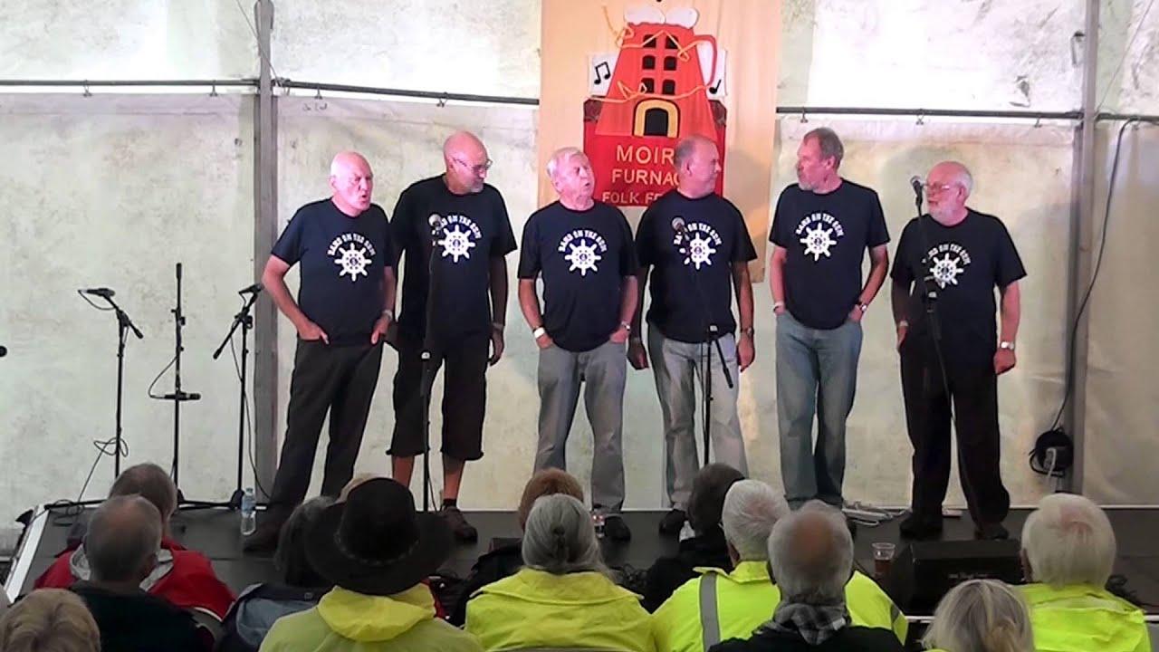 Band On The Rum @Moira Furnace Folk Festival 2015 - YouTube