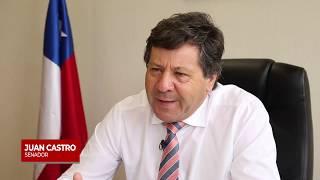Senador Juan Castro analiza los desafíos de la pequeña agricultura en Chile