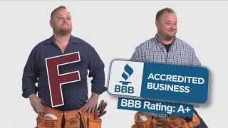 2013 Better Business Bureau Plumber(www.bbbit.org)