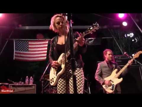 SAMANTHA FISH • No Angels • Briggs Farm Blues Festival 2018