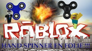 ROBLOX BUILT THE HAND SPINNER!