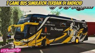 DiamDiRumah ? SIAPA TAKUT! 7 Game Bus Simulator Terbaik di Android