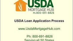 USDA Loan Application Process