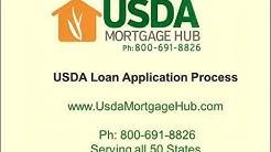 USDA Loan Application Process