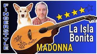La Isla Bonita - Madonna (FINGERSTYLE)