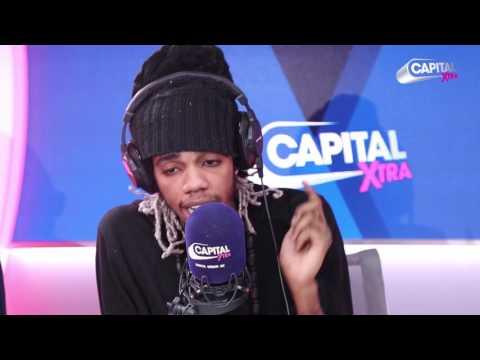 Alkaline Drops Reggae Freestyle On Tim Westwood's Show