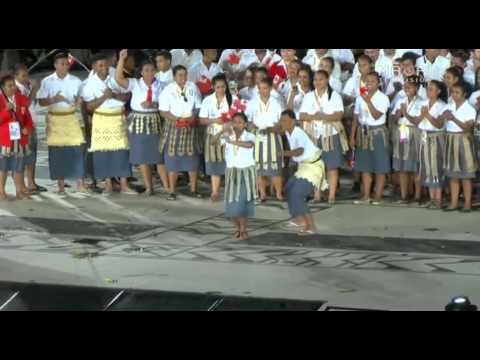 Pacific Games – Opening Ceremony  5 July 2015