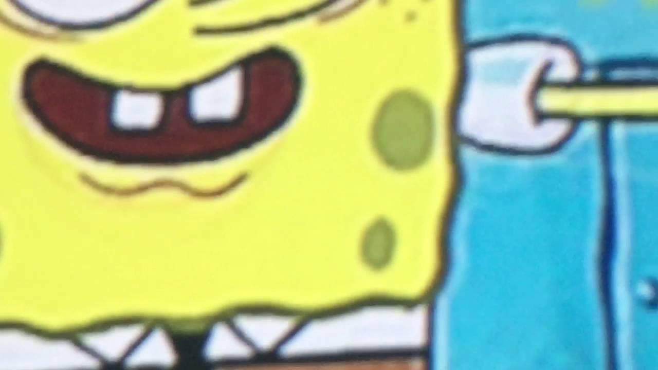 Spongebob Tie - Erieairfair