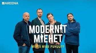 Mistä mies puhuu? - Modernien miesten toinen kausi nyt Yle Areenassa!