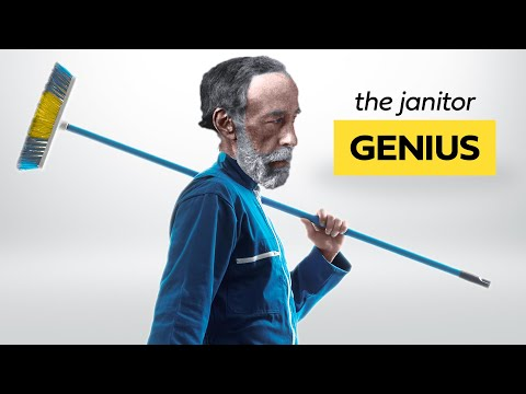 The janitor who changed the world of science