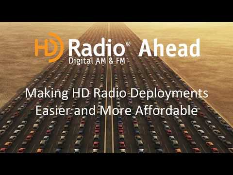 Easier and More Affordable HD Radio