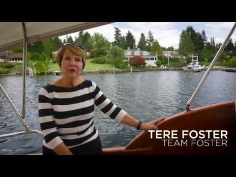 Tere Foster Hosts Waterfront Living: Spotlight on Yarrow Point